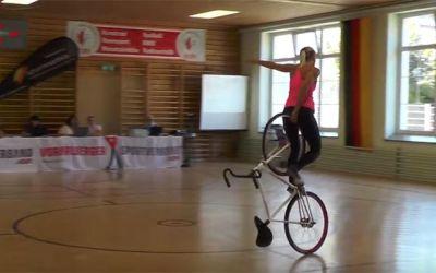 Fahrrad-Gymnastik