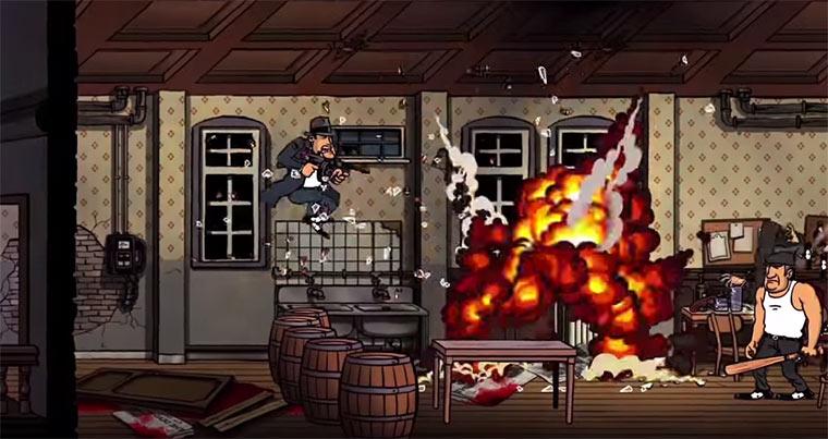 Spiele-Tipp: Guns, Gore & Cannoli