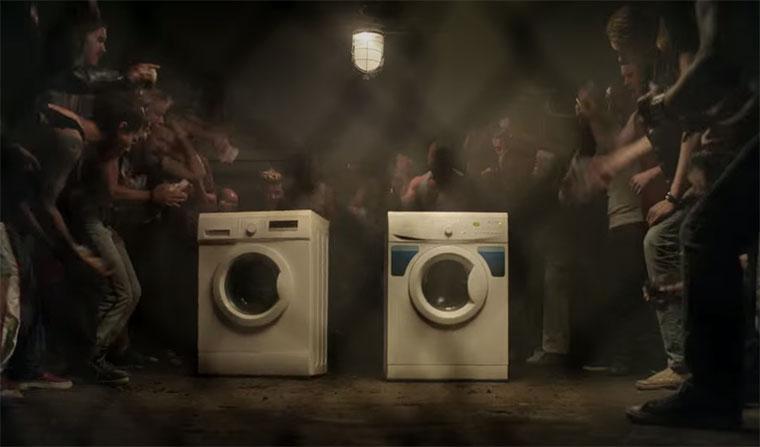Illegale Waschmaschinen-Rennen Illegale-Waschmaschinen-Rennen