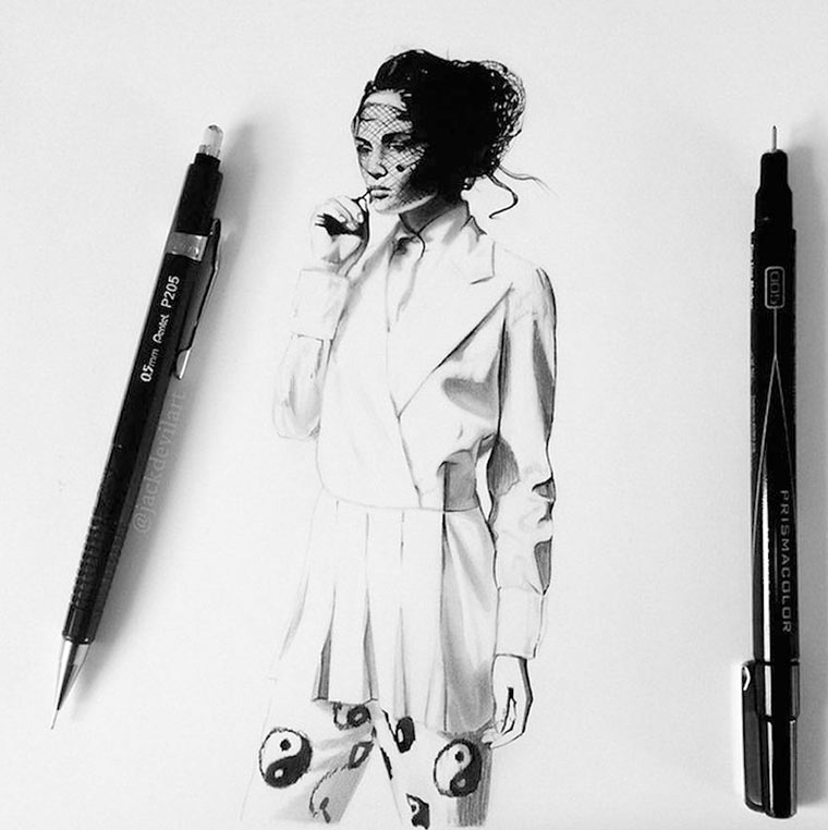 Zeichnungen: Jackdevilart Jackdevilart_07