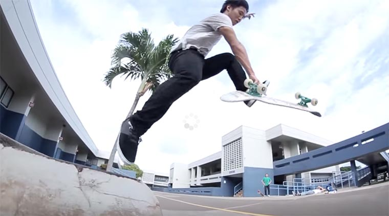 Skateboarding: Neues von Jason Park Jason-Park_The-Big-Mahalo