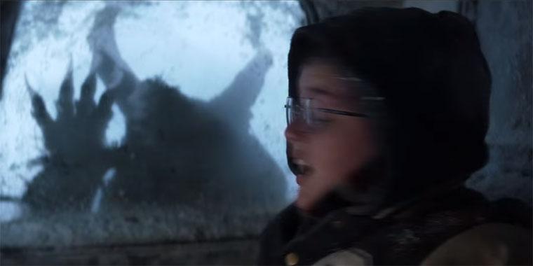 Krampus ist der wirklich böse Weihnachtsmann Krampus-Trailer