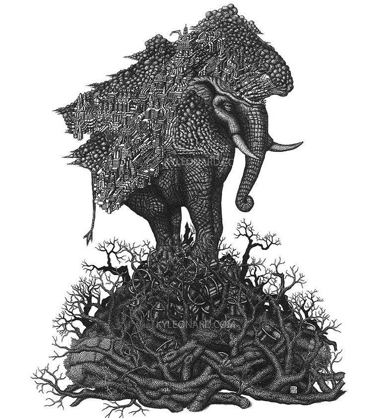 Illustration aus Millionen Punkten Kyle-Leonard_06