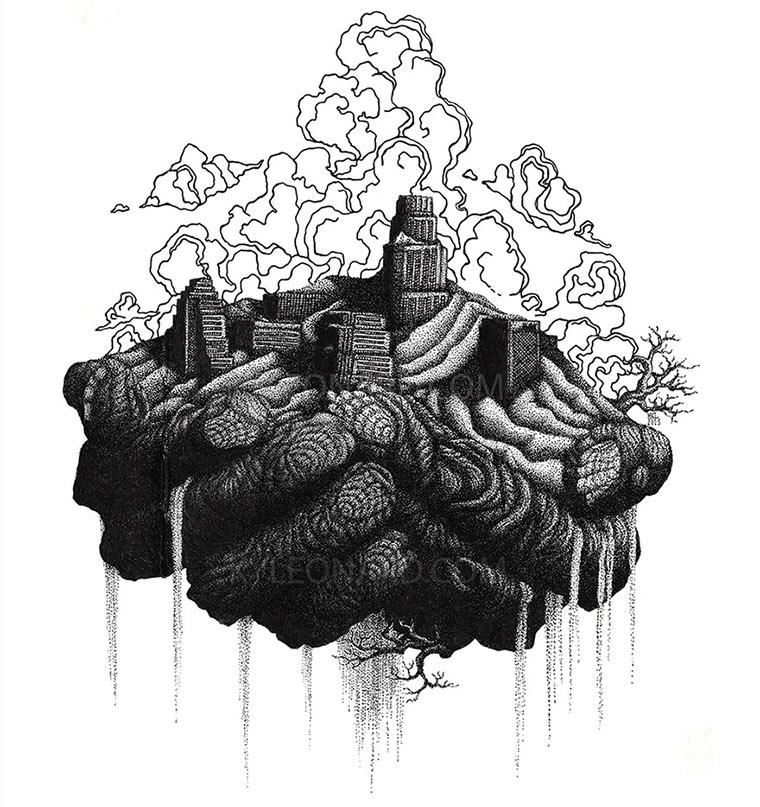 Illustration aus Millionen Punkten Kyle-Leonard_09