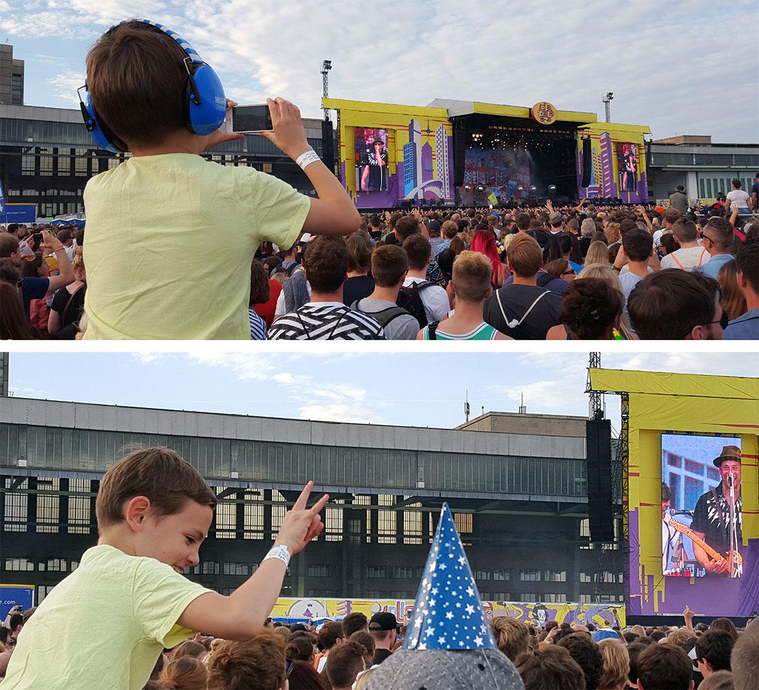 Ich war Festivalreporter beim Lollapalooza Berlin Lollapalooza_09