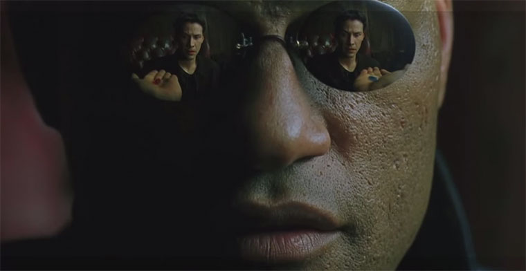 "Matrix: Ist Neo gar nicht ""The One""?! Neo-not-the-one"