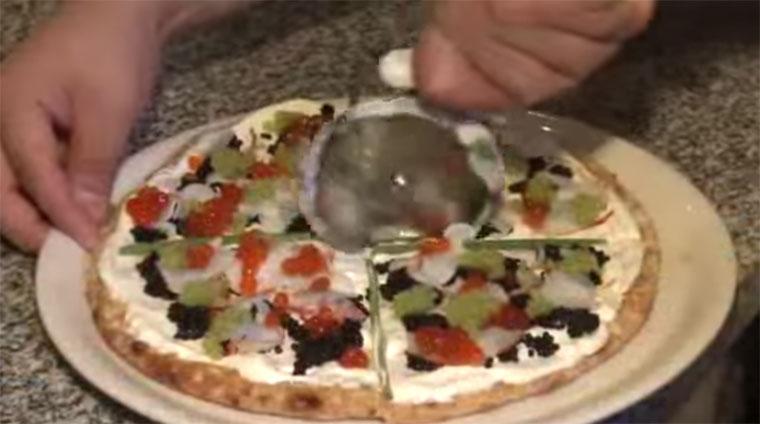 New Yorks Pizzen: Von 1 bis 1.000 Dollar
