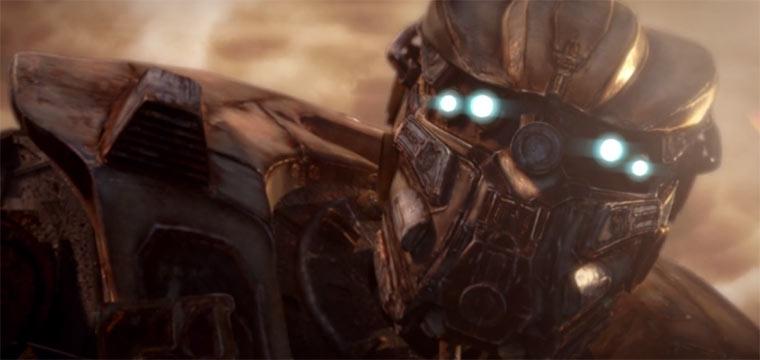 Ein Roboter kämpft um seine Erschafferin No-A