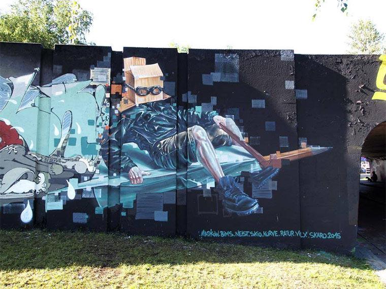 Street Art: Ratur Ratur_05