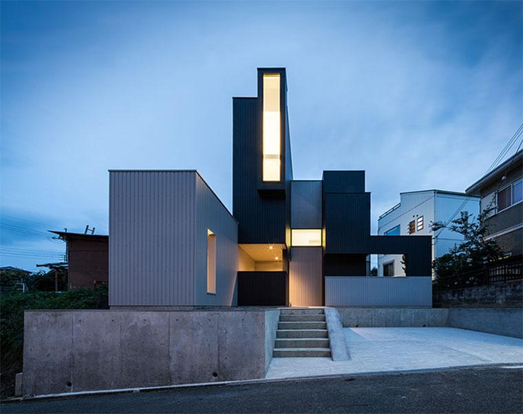 Architektur: Scape House Scrape-House_01
