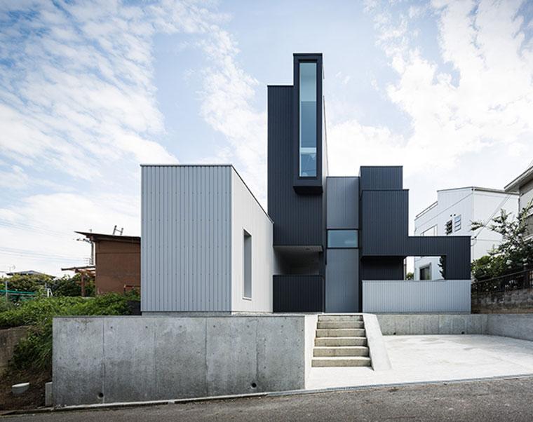 Architektur: Scape House Scrape-House_02