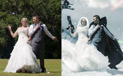 Star-Wars-Wedding