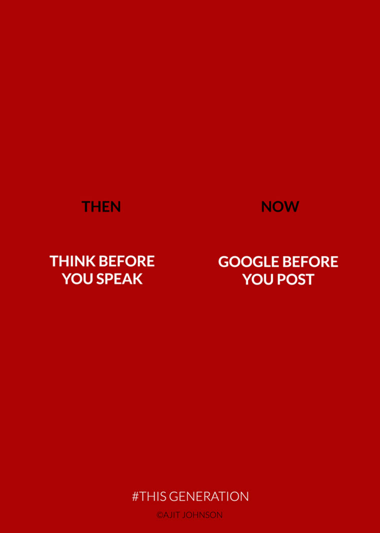 Poster über unser aller Technik-Sucht This-Generation_04