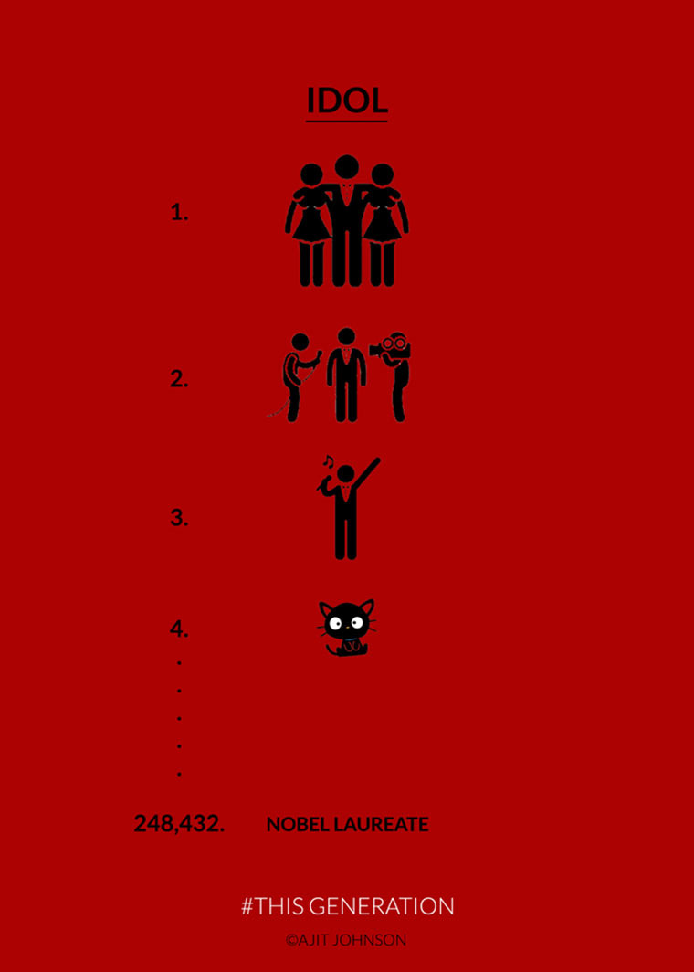 Poster über unser aller Technik-Sucht This-Generation_09