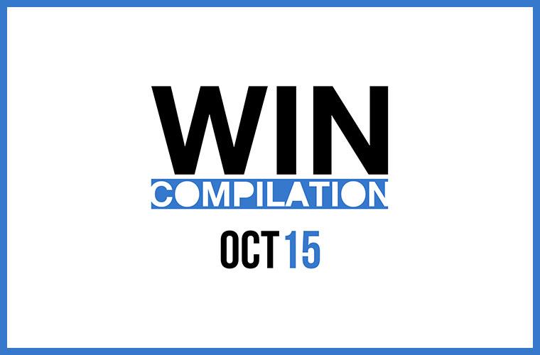 WIN Compilation Oktober 2015 WIN-2015-10