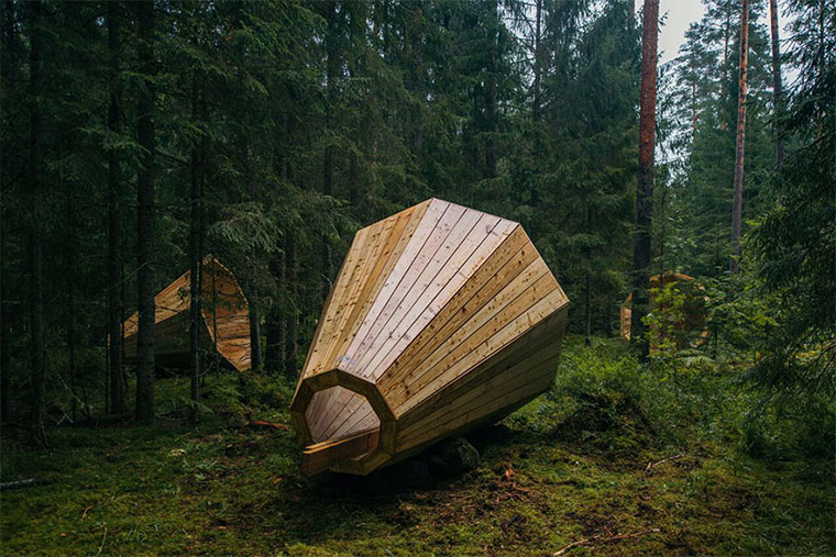 Wald-Megaphone