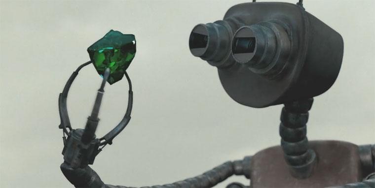 Zwei Roboter und ihre Menschlichkeit Wire-Cutters