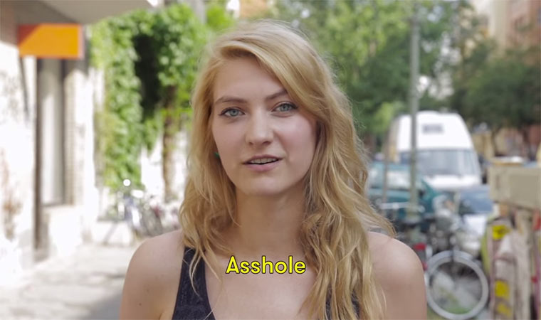 Beleidigungen aus aller Welt insults-over-the-world