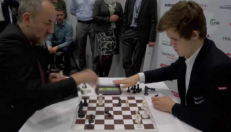 Ultraschnelles Blitz-Schach speed-chess