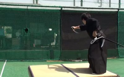 Baseball-Samurai