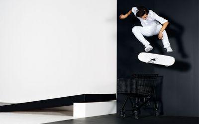 Checkmates-skateboarding