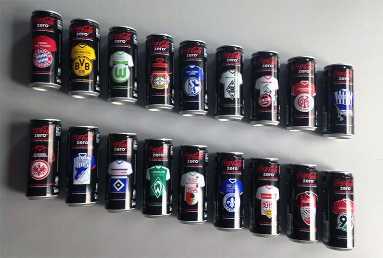 Tipp und gewinn 18 Coke Zero-Vereinsdosen! Coke-Zero-Vereinsdosen_01