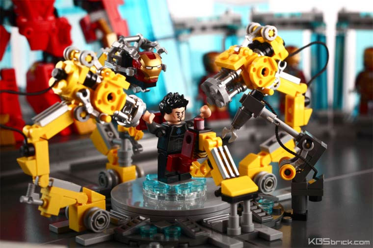 Mini-LEGO-Kunst von KOS brick KOS-brick_07