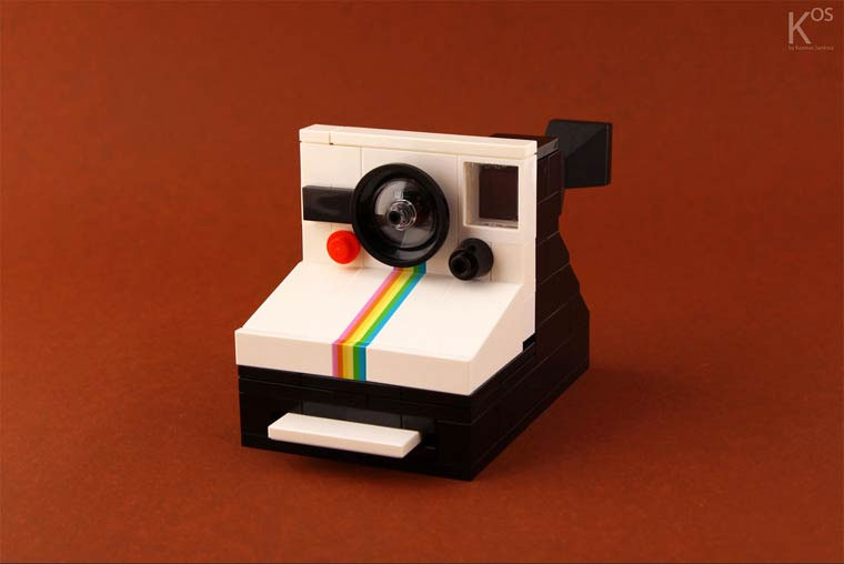 Mini-LEGO-Kunst von KOS brick KOS-brick_09