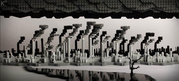 Mini-LEGO-Kunst von KOS brick KOS-brick_12
