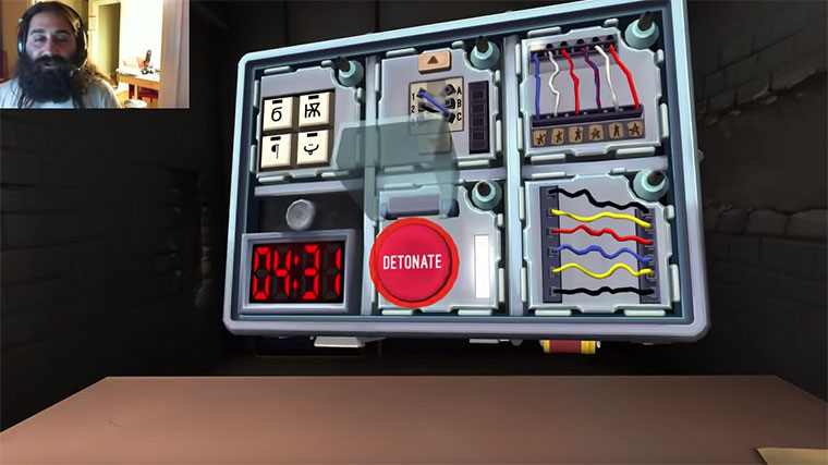 Multiplayer-Bombenentschärfing Keep-Talking-And-Nobody-Explodes