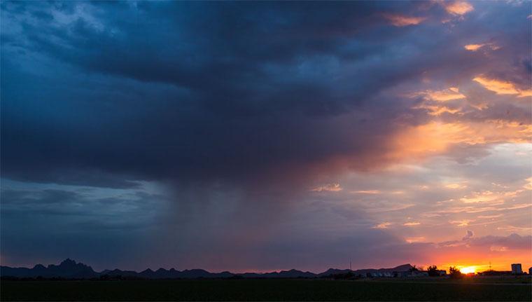 Unwetterschönheiten: Monsoon II