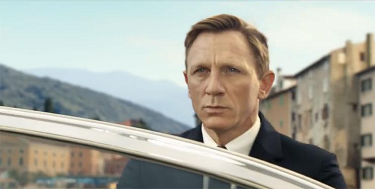 Tauch ein in die Welt von James Bond 007