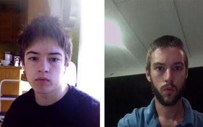 Selfie-8-years-timelapse
