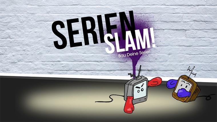 Macht mit beim #SerienSlam! SerienSlam