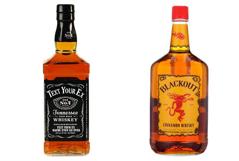 Wenn Alkohol ehrlich wäre…