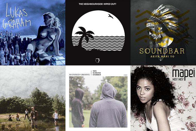 Musik-Kurzreviews Oktober 2015
