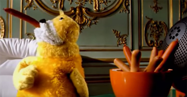 Mr. Oizo ohne Musik musicless-mr-oizo