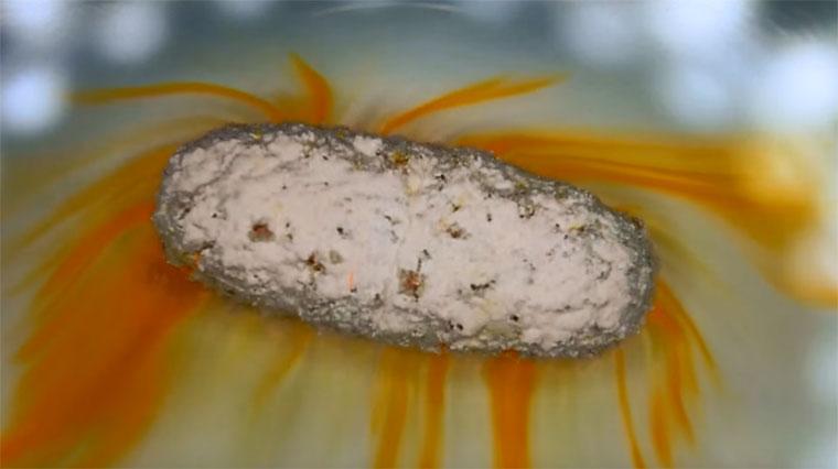 In Wasser auflösende Tabletten pills-dissolving