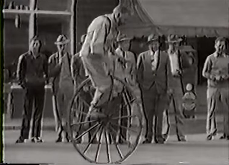 1950-unicycle-tricks