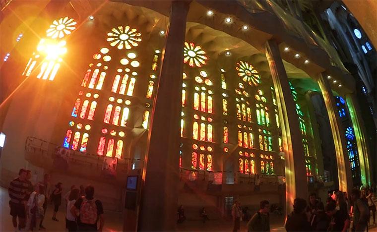 Videobericht unseres Barcelona-Trips