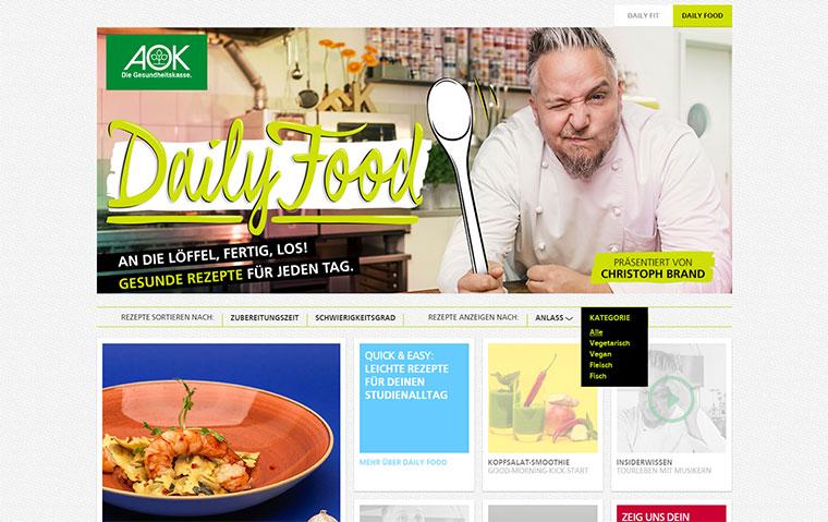 Studi-Rezepte vom Koch der Musikstars AOK_Daily_Food_02