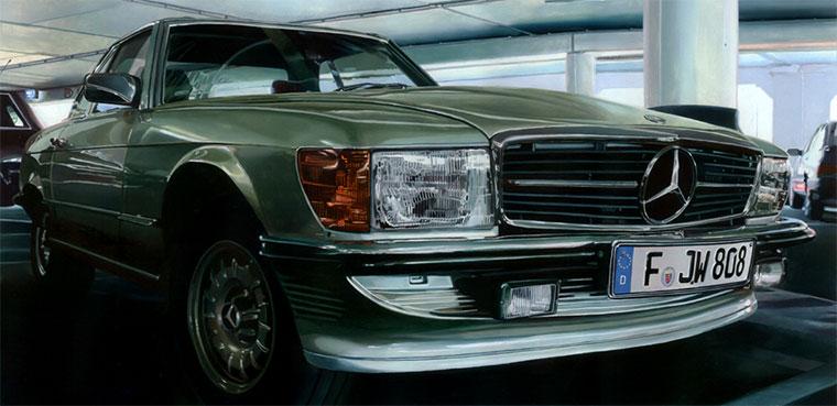 Realistische Oldtimer-Gemälde Andreas-Maul_10