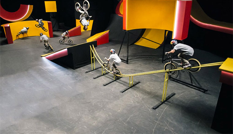 BMX galore: Red Bull Kaleidoscope