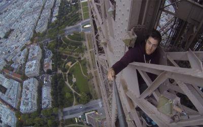 Climbing-the-Eiffel-Tower