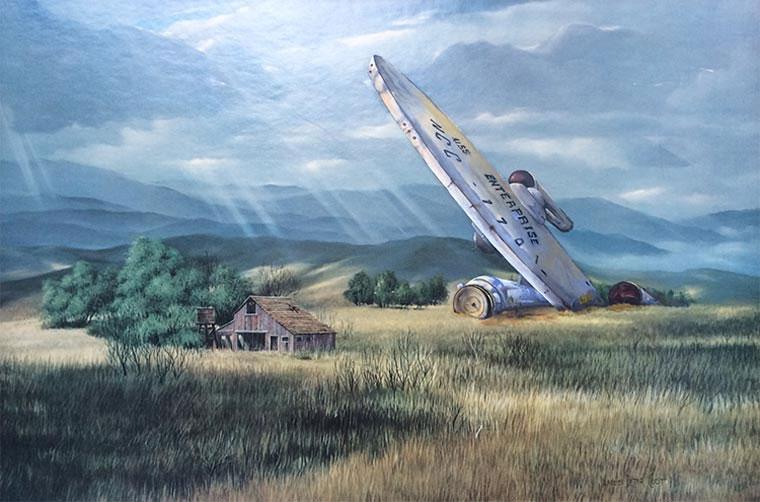 Popkultur in klassischen Gemälden Dave-Pollot_02