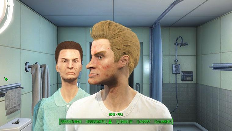 Fallout 4: S.P.E.C.I.A.L.-Rap, Spielgeschichte & Ugly Faces