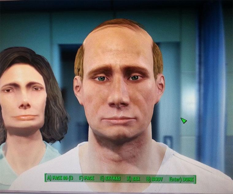 Fallout 4: S.P.E.C.I.A.L.-Rap, Spielgeschichte & Ugly Faces Fallout-4-characters_02