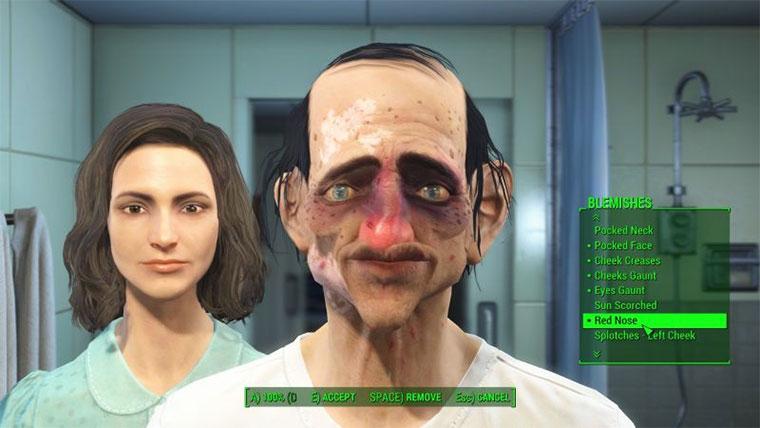 Fallout 4: S.P.E.C.I.A.L.-Rap, Spielgeschichte & Ugly Faces Fallout-4-characters_04
