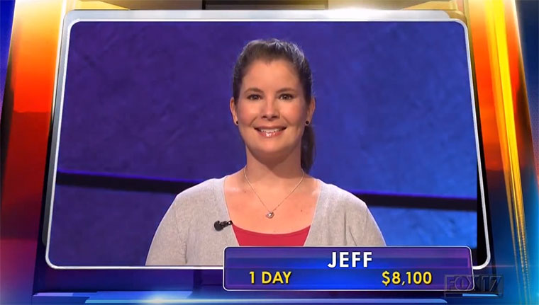 Jeffpardy ist wie Jeopardy nur mit viel mehr Jeff!