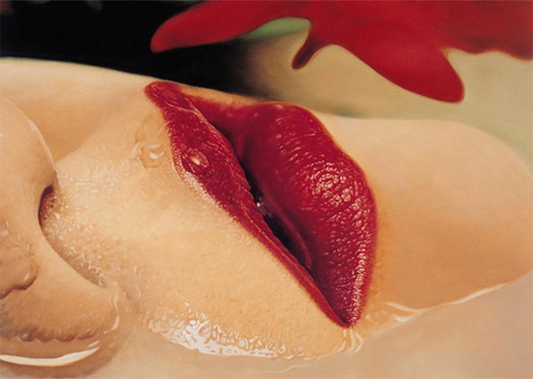 Kim Sung Jin malt lauter rote Lippen Kim-Sung-Jin_04